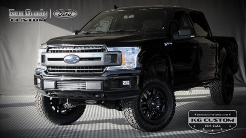 New 2018 Ford F-150 KG CUSTOM