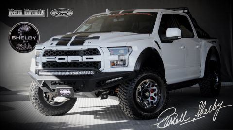 White Ford Raptor >> New 2019 Ford F 150 Raptor Shelby Baja Crew Cab Pickup In Carlsbad