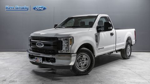 New 2019 Ford Super Duty F-350 SRW XL