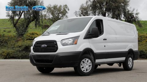 New 2019 Ford Transit Van XL