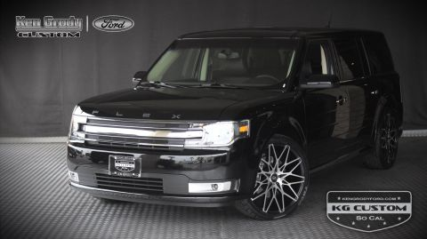 2018 Ford Flex: Comes Unchanged And Possibly As The Last Version >> New 2019 Ford Flex Sel Kg Custom Sport Utility In Carlsbad