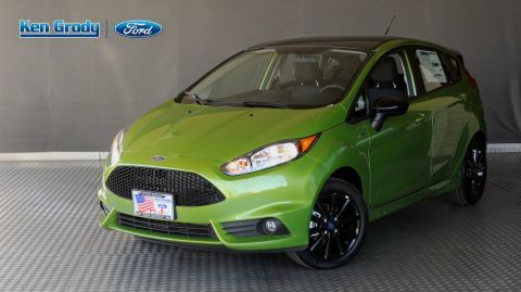New 2019 Ford Fiesta ST Line