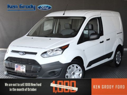 New Ford Commercial Vans for Sale