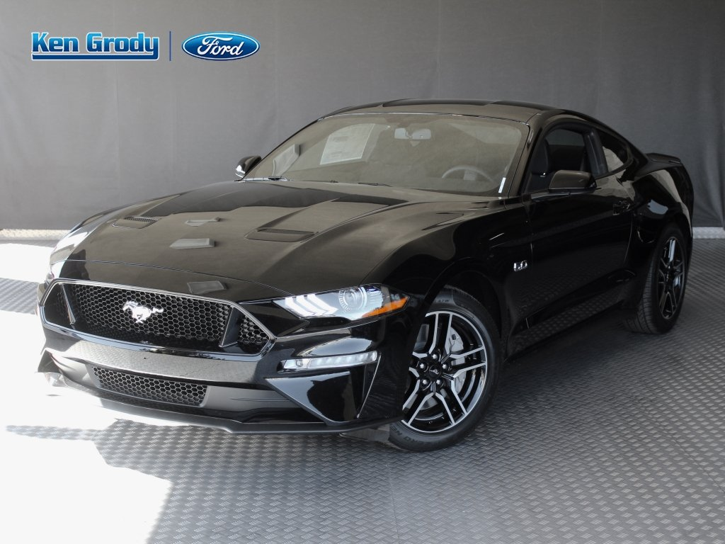 New 2018 Ford Mustang GT 2dr Car in Carlsbad