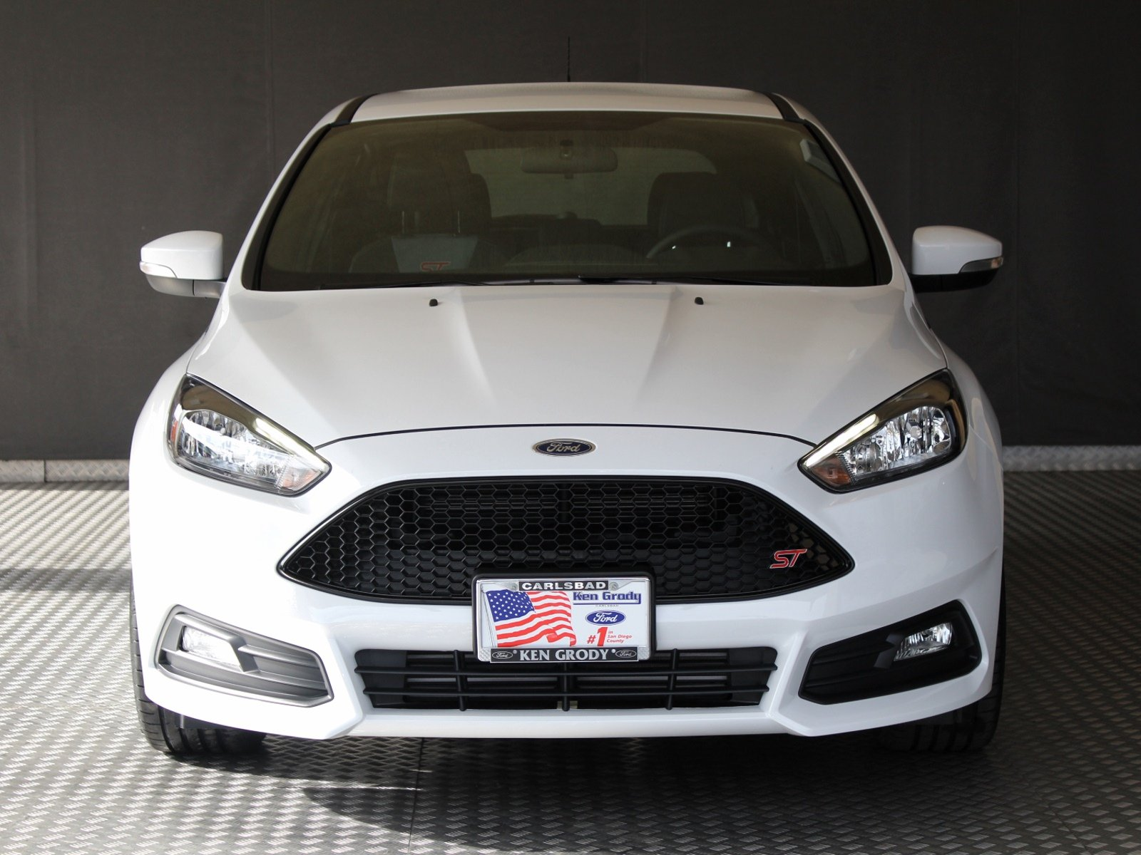 New 2017 Ford Focus ST Hatchback in Carlsbad 88418  Ken Grody