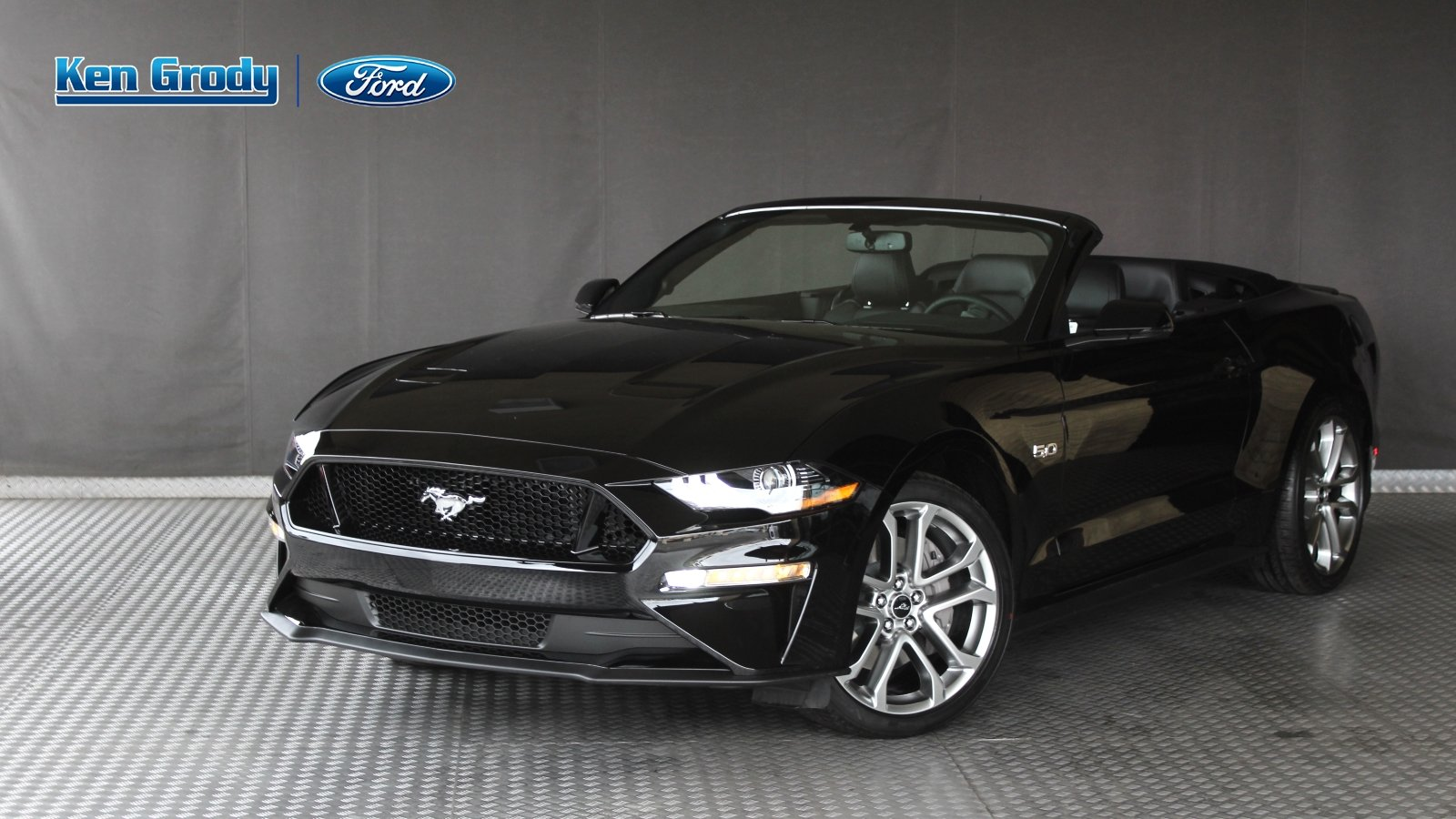 New 2018 ford mustang gt premium