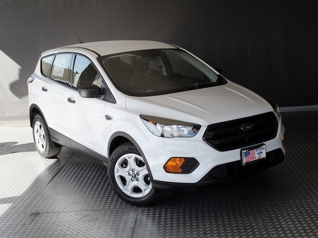 New 2018 Ford Escape S Sport Utility in Carlsbad 95085  Ken