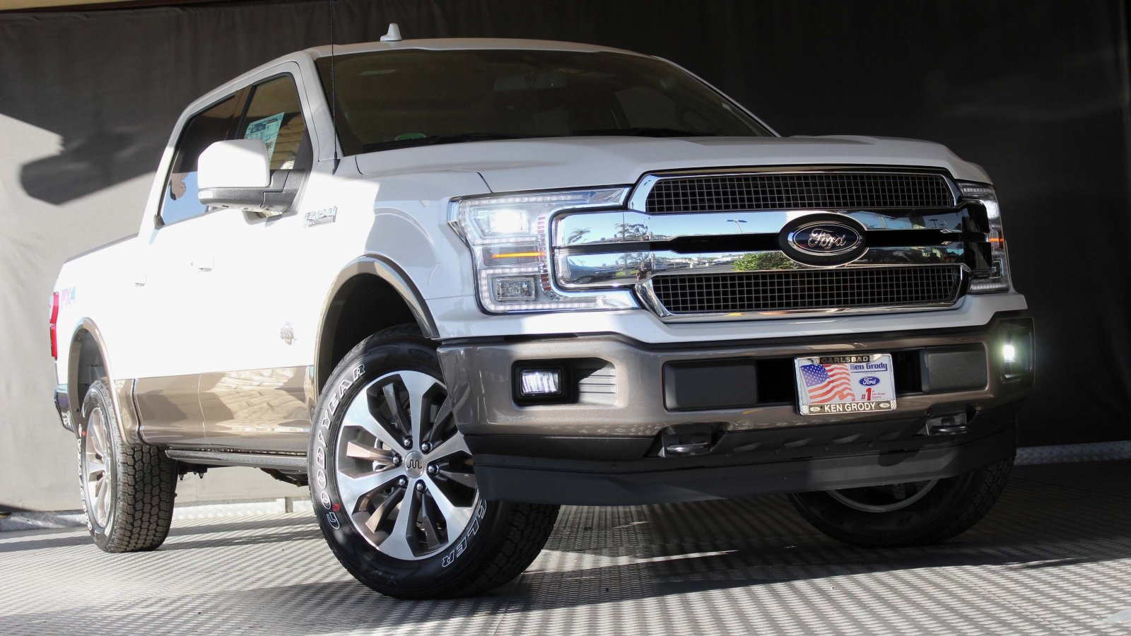 New 2018 Ford F 150 King Ranch Crew Cab Pickup In Carlsbad 98476 1949