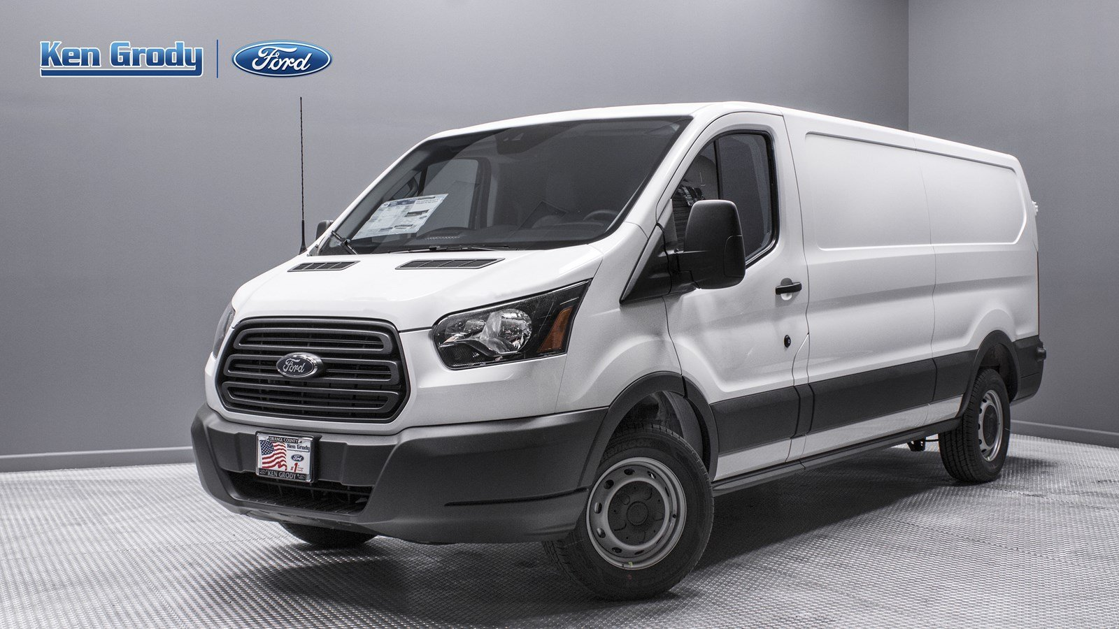 New 2018 Ford Transit Van XL Full-size Cargo Van in ...