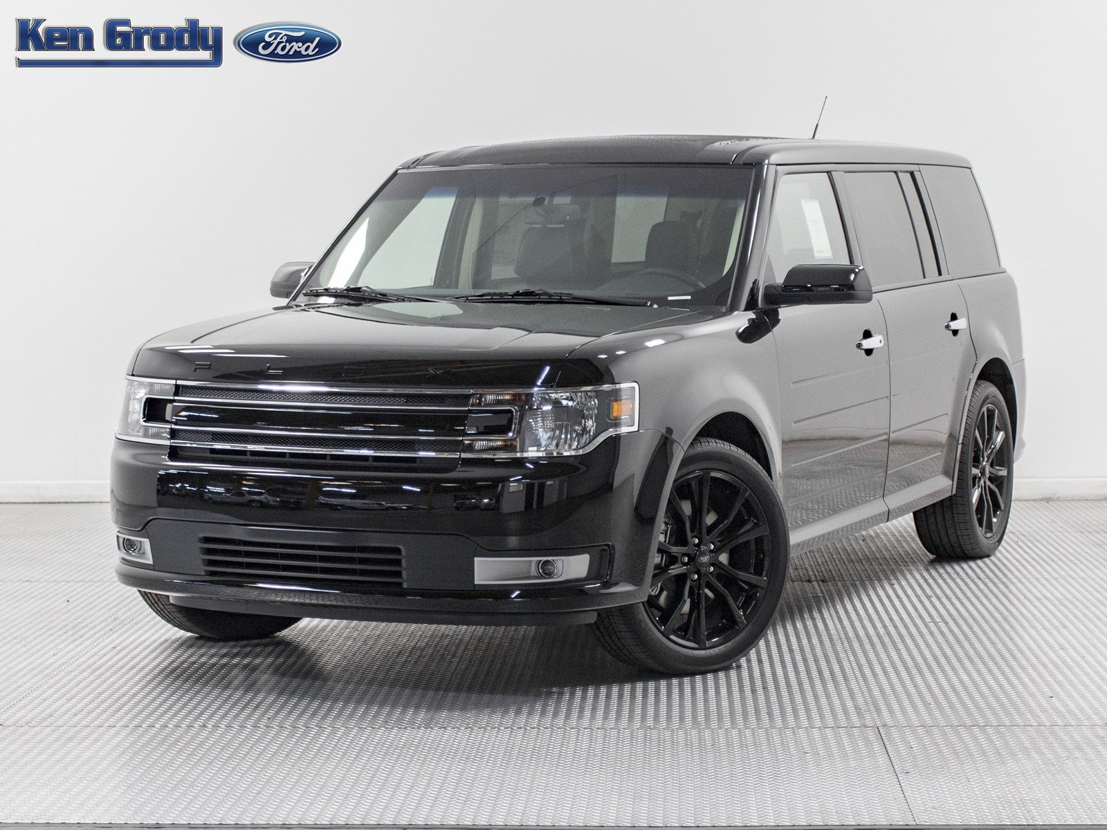 New 2018 Ford Flex Sel Sport Utility In Carlsbad 90398