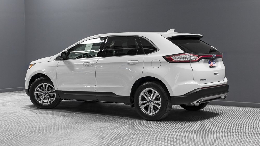 Unique 2018 ford Edge Sel