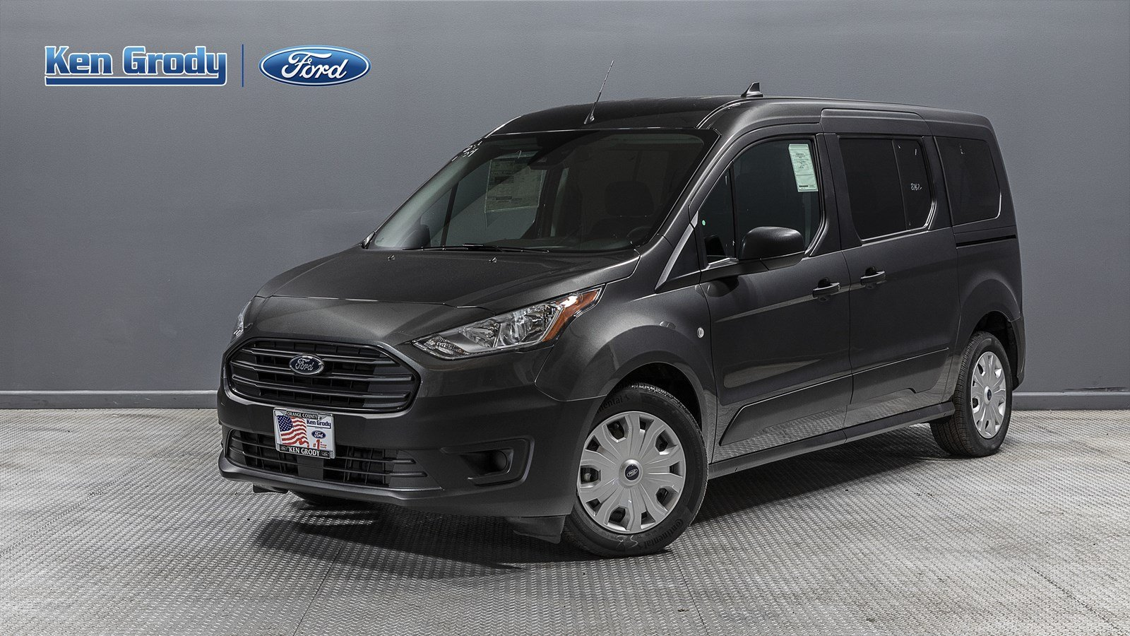 New 2019 Ford Transit Connect Wagon XL