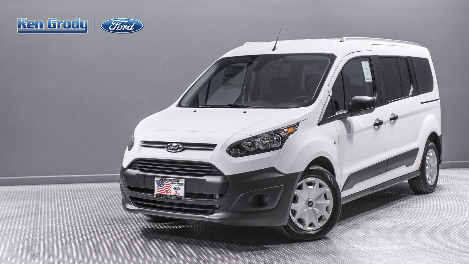 New 2018 Ford Transit Connect Wagon Xl Full Size Passenger